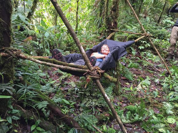 man vs wild on a surv cu dans la jungle 1 month 1 project un tour du monde avec du sens. Black Bedroom Furniture Sets. Home Design Ideas