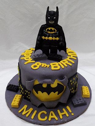 The Mad Batter Bakery Childrens Birthday - Lego batman birthday cake