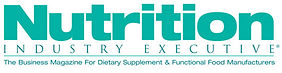 nutrition industry executive logo