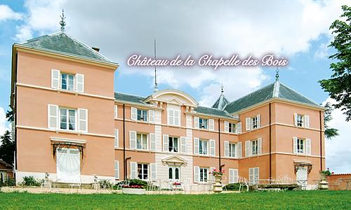 Accueil CHATEAU DE LA CHAPELLE DES BOIS # Chateau De La Chapelle Des Bois