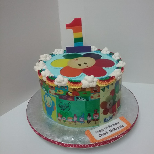 TastyKakeKreations Trinidad and Tobago Custom Cakes CAKES