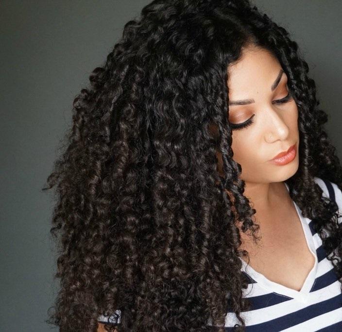 Dynasty Goddess Brazilian Peruvian Human Hair Extensions Remy