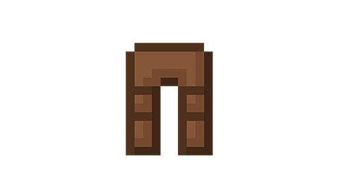 how to make leather pants in minecraft