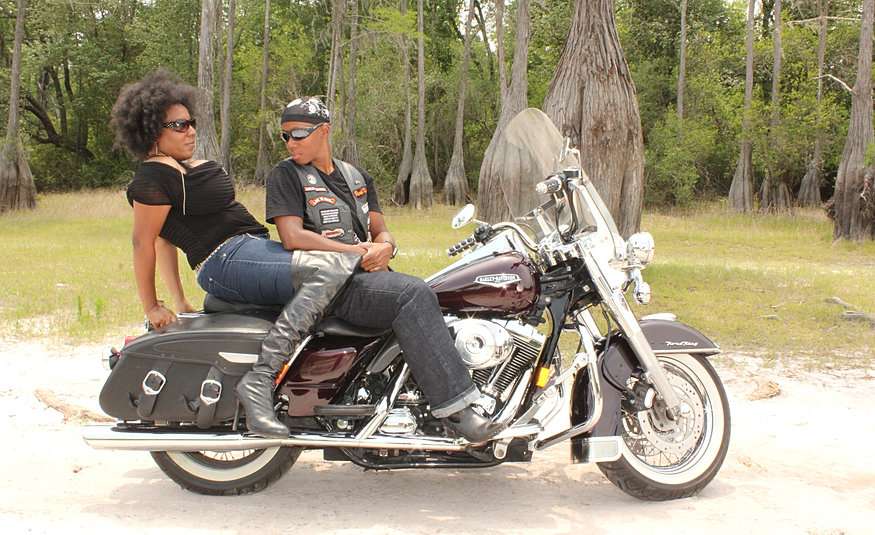 Lesbian Motorcycle Club 54