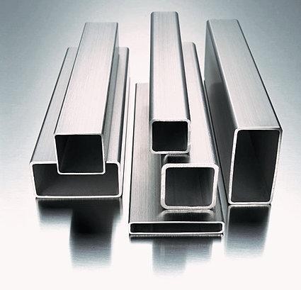 RHS פרופיל ברזל חלול מלבני