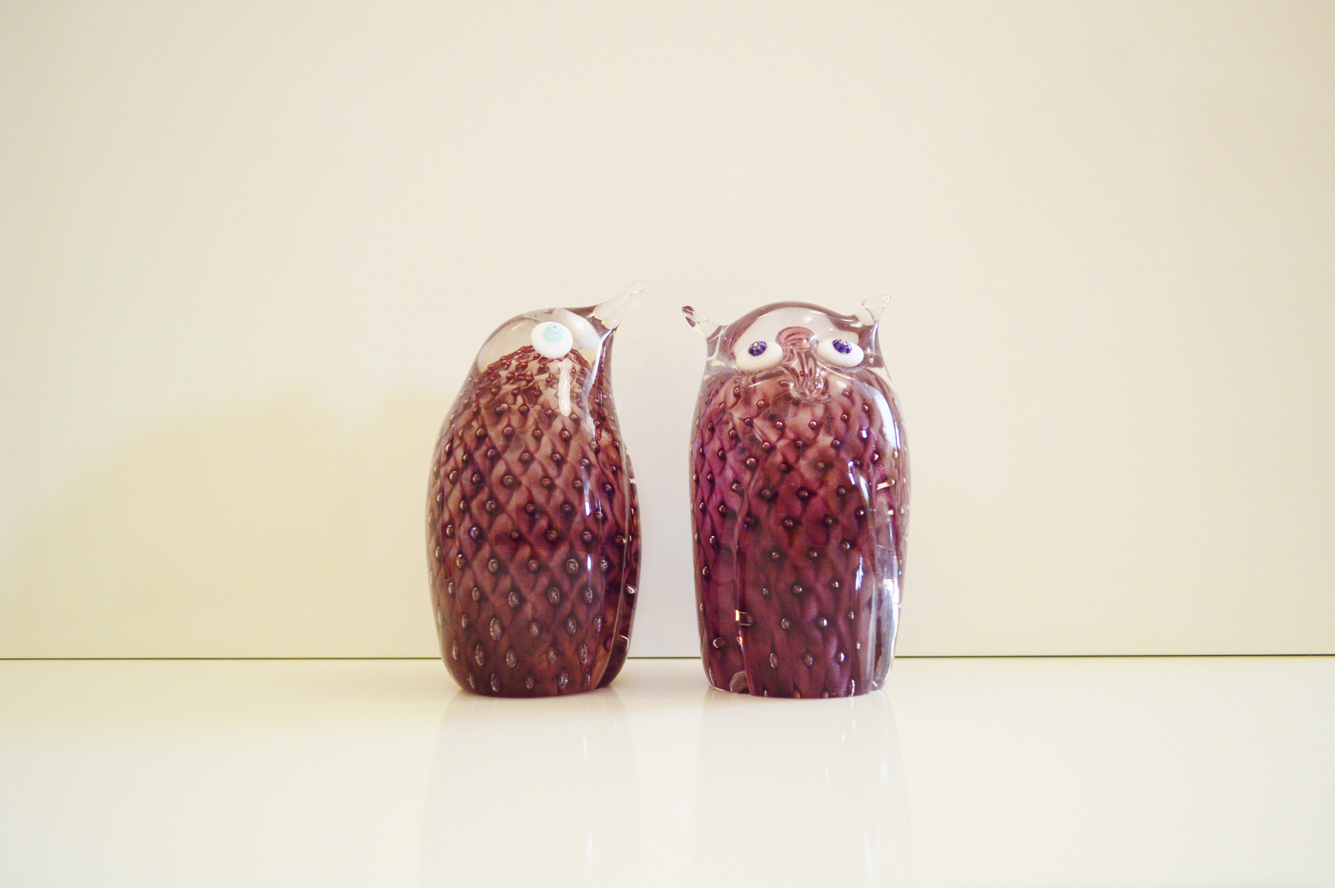 Whitefriars Glass - Rare British Art Glass | London Studio ... Owl