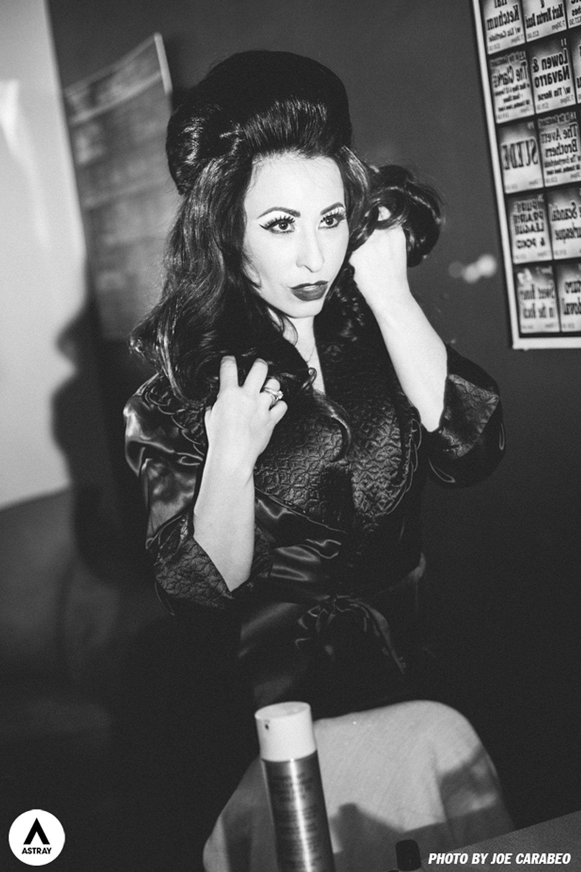 Angie Pontani Nude Photos 33