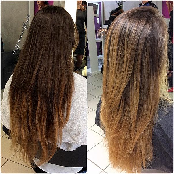 Populaire apparence-coiffure | Avant/Après KZ96