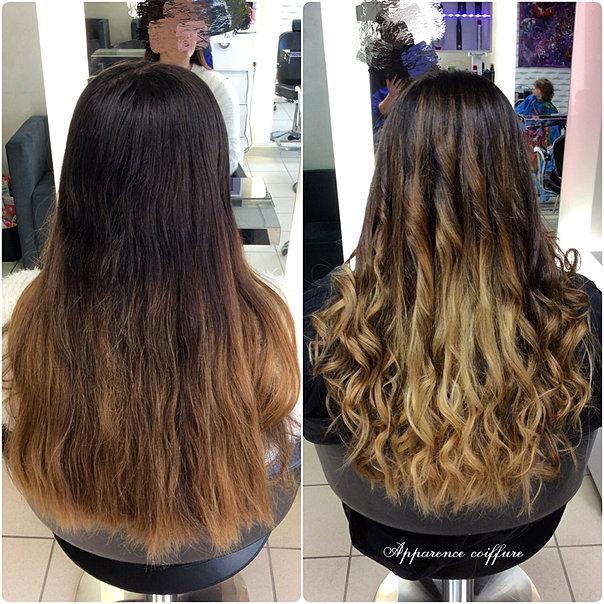 Top apparence-coiffure | Avant/Après LX25