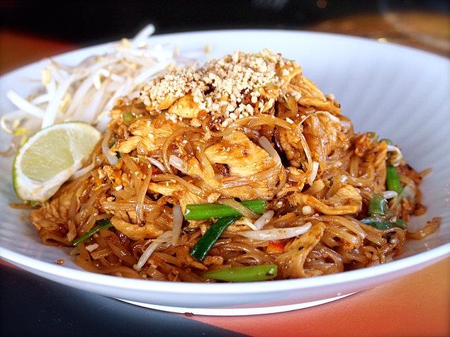 Thai Food Delivery Germantown Md
