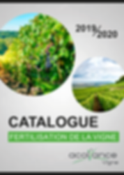Catalogue Fertilisation campagne 2019-20