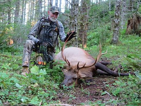 Elk 577 Second Llc Hunting in Oregon   Up...