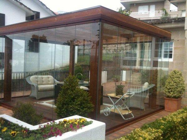 Parquet house abdul parquet en la molina lima peru - Porches de aluminio y cristal ...
