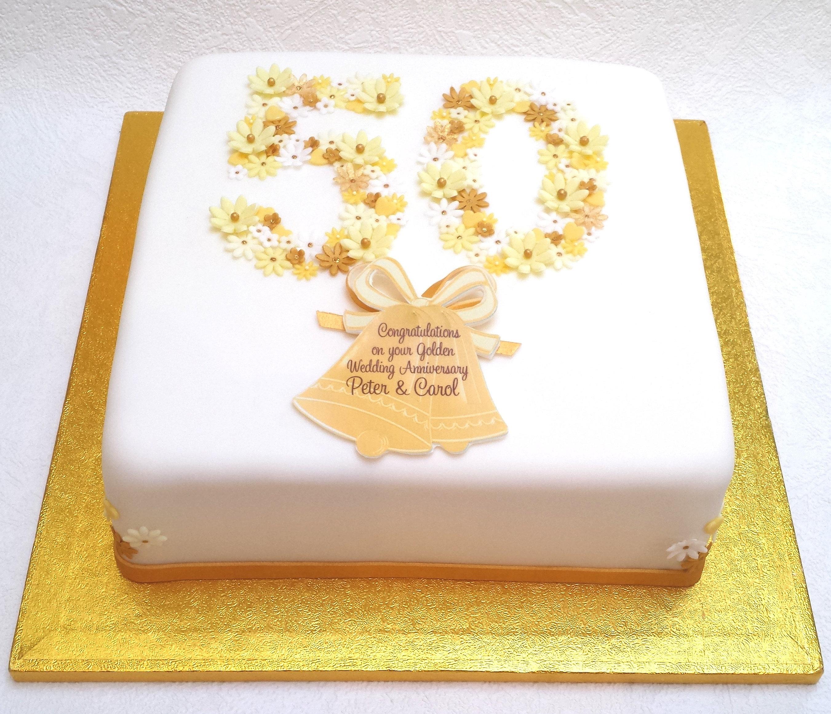 Wedding And Anniversary Cakes