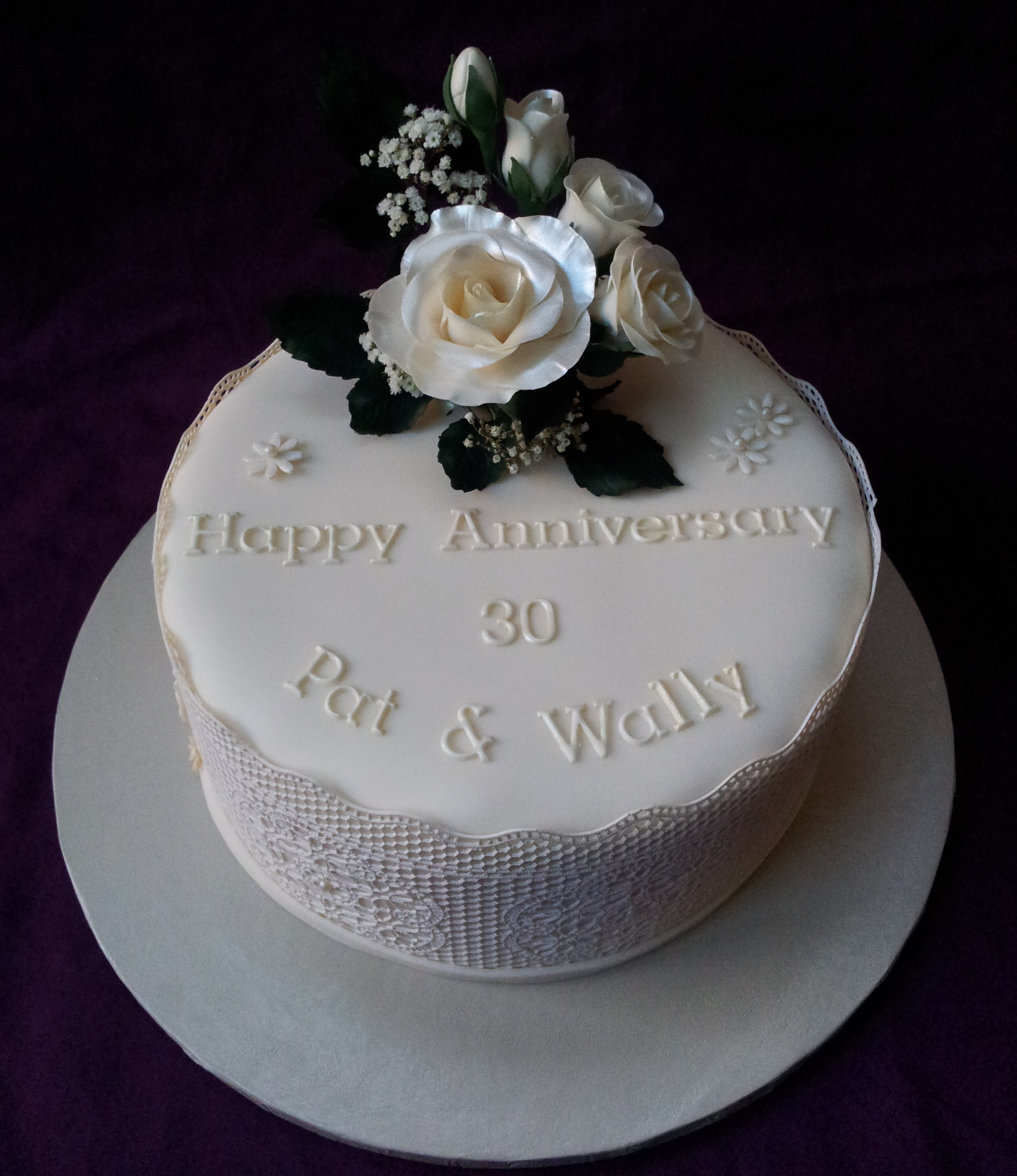 anniversary cake pictures