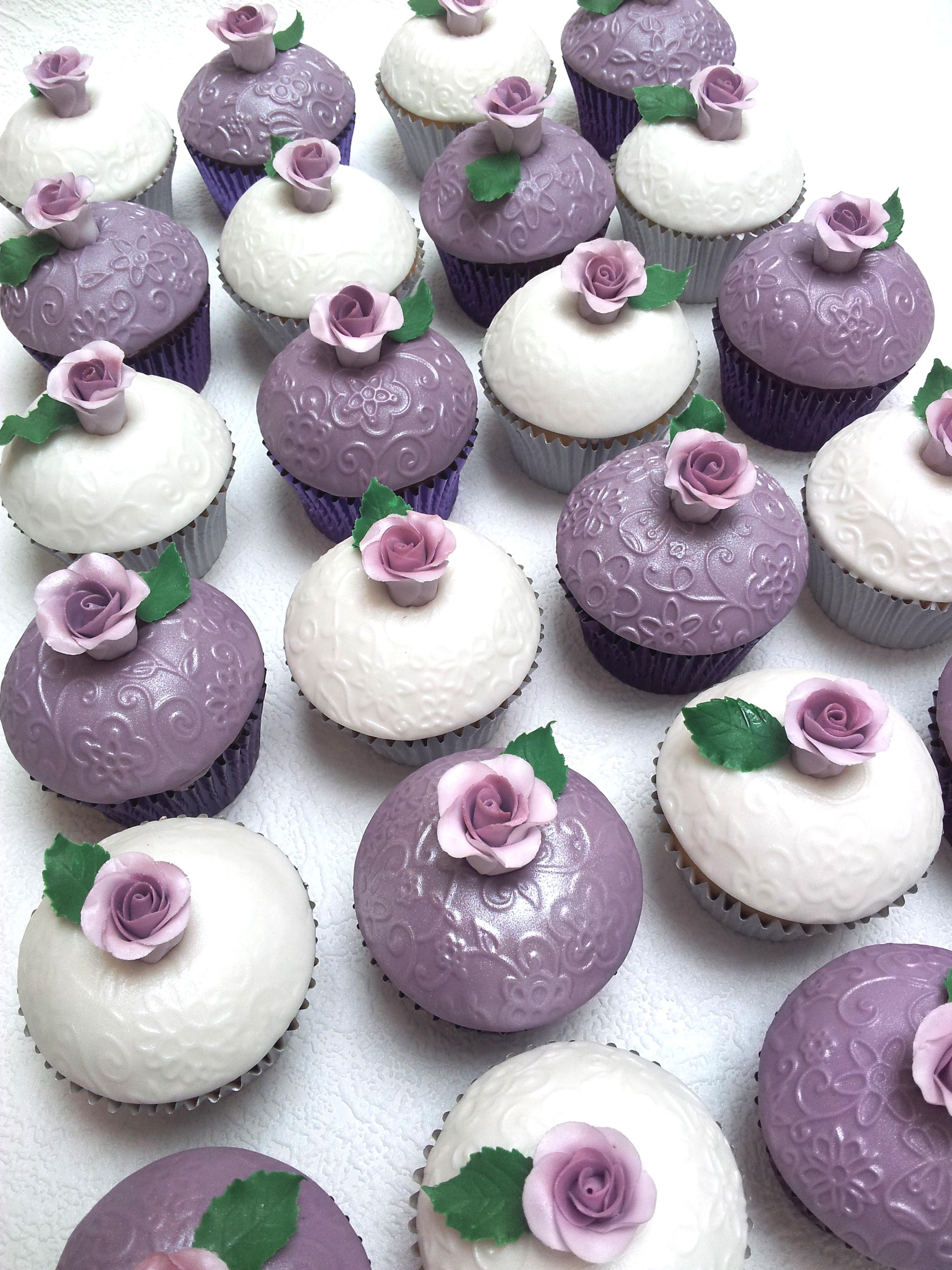 Purple Sweet  Cakes