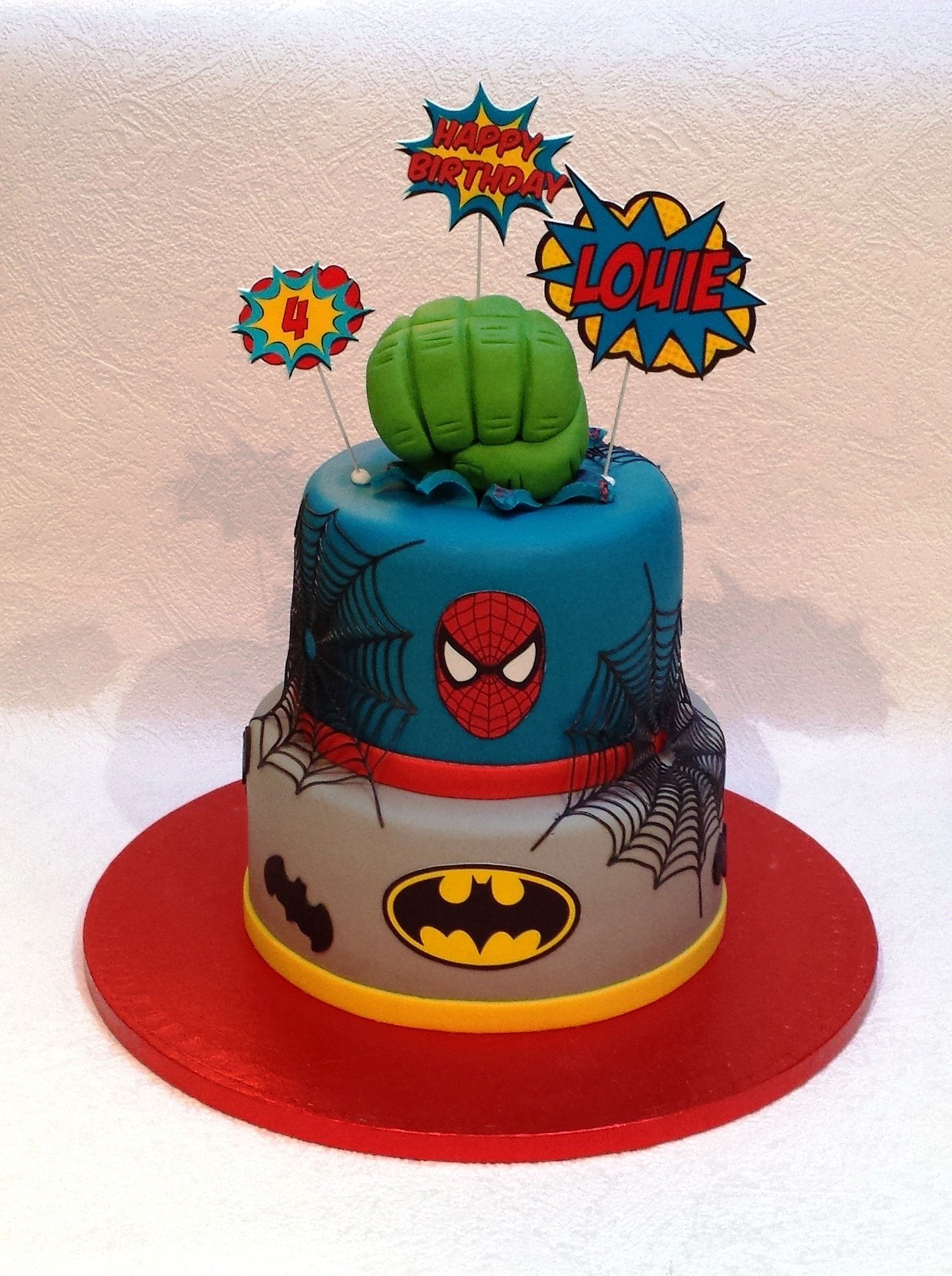 Images Of Birthday Cakes For A Man