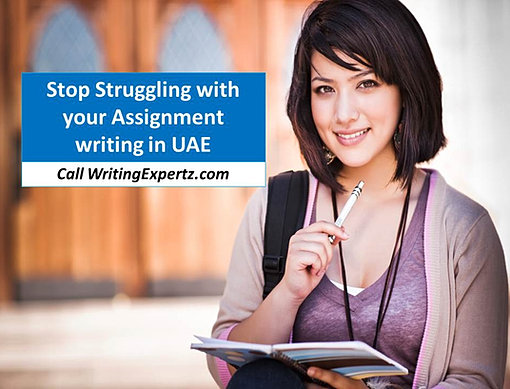 assignment writer in dubai