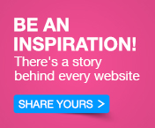 BE AN INSPIRATION!