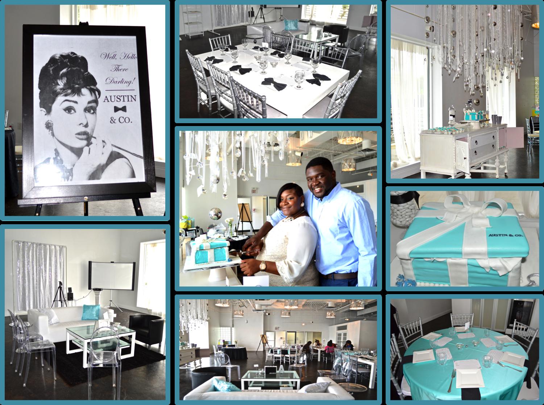 Breakfast At Tiffanyu0027s Inspired Baby Shower   Atlanta Wedding And Event  Planner   Nigerian Wedding And Event Planner