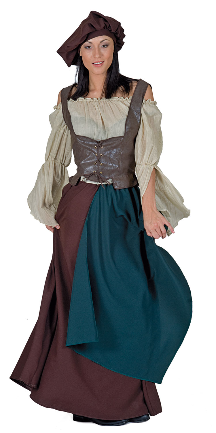 Medieval Peasant Clothing Images & Pictures - Becuo