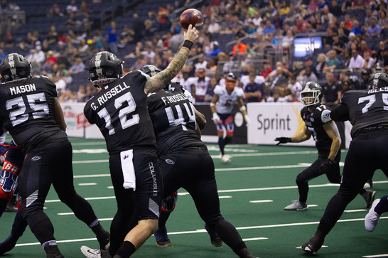 Falling back in love with Arena Football