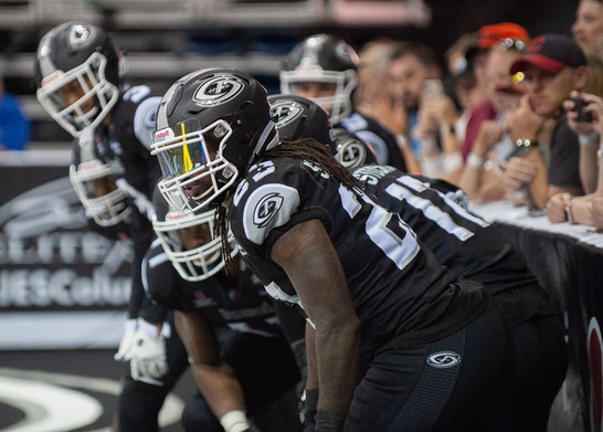 Game Gallery: Columbus Destroyers vs. Atlantic City Blackjacks