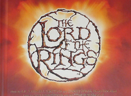 Various - Lord of the Rings (Stage)