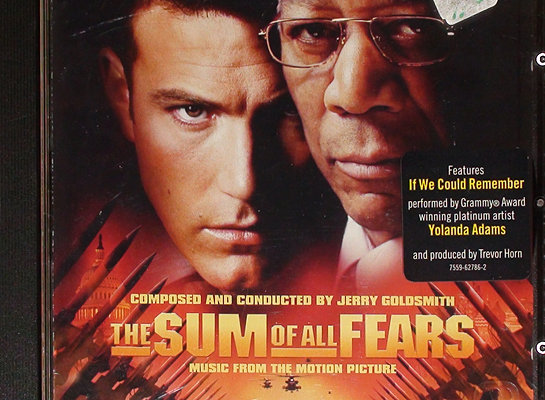 Jerry Goldsmith - Sum of all Fears