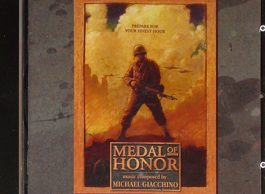 Michael Giacchino - Medal of Honor