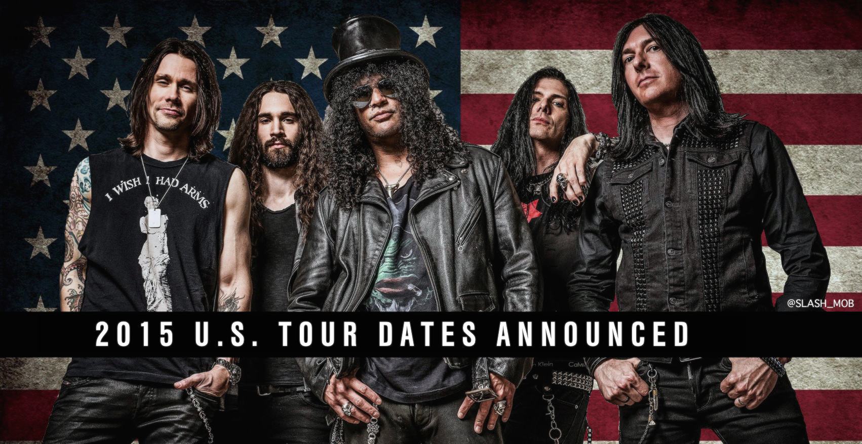 Slash tour dates in Sydney