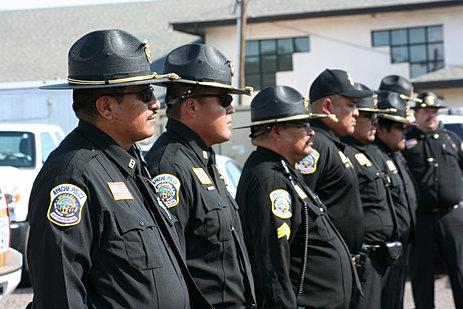 White Mountain Apache Police Department White Mountain