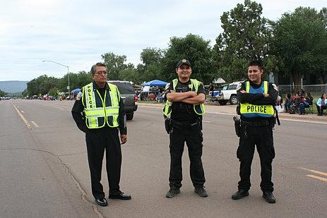 White mountain apache police department white mountain for Wmat game and fish