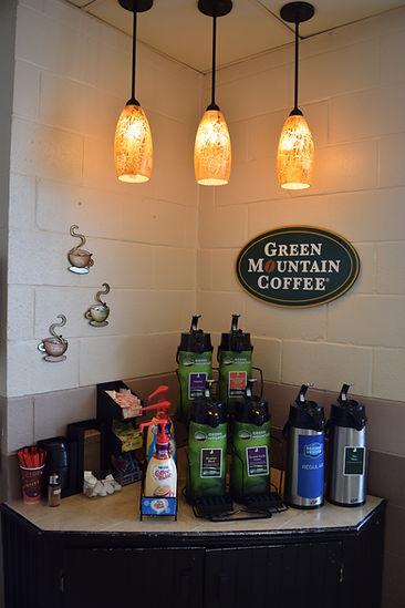 Denver Weaver's Cafe Coffee