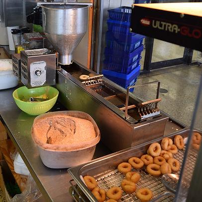 Denver Weaver's Cafe Lil' Donuts