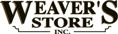 Weaver's Store logo brownish1.png