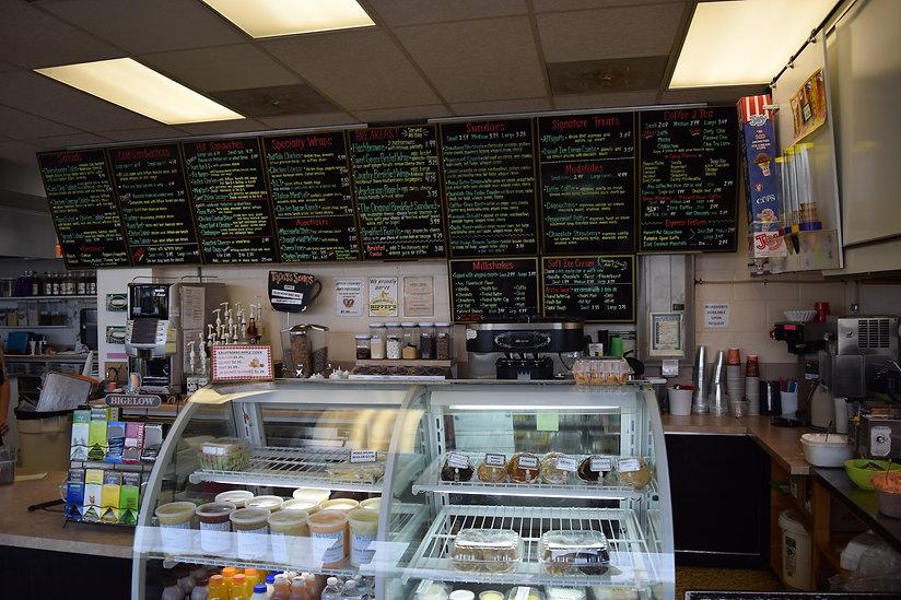Denver Weaver's Cafe Menu