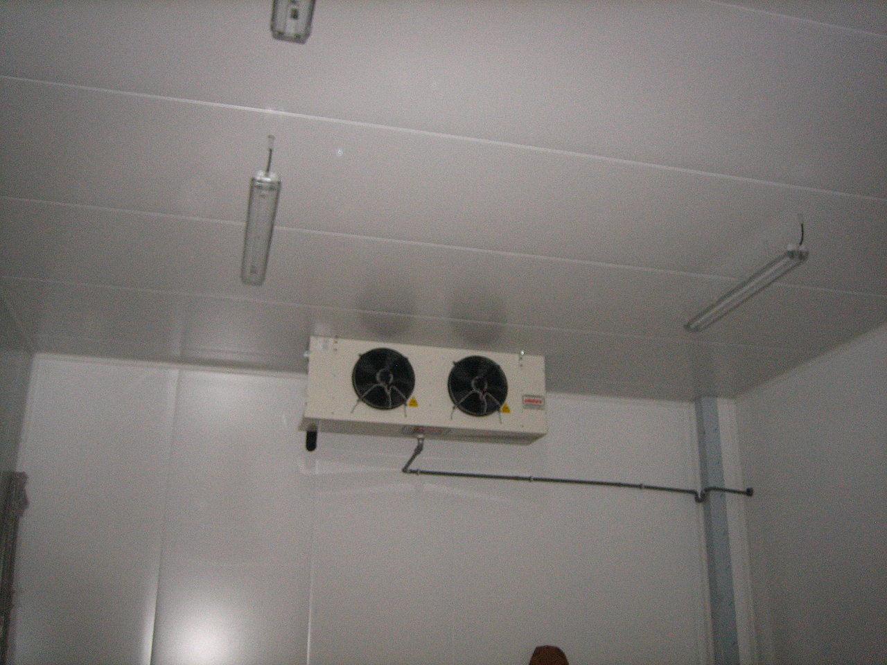 Agencement industriel biguglia frigoriste chambre froide - Panneau pour chambre froide ...