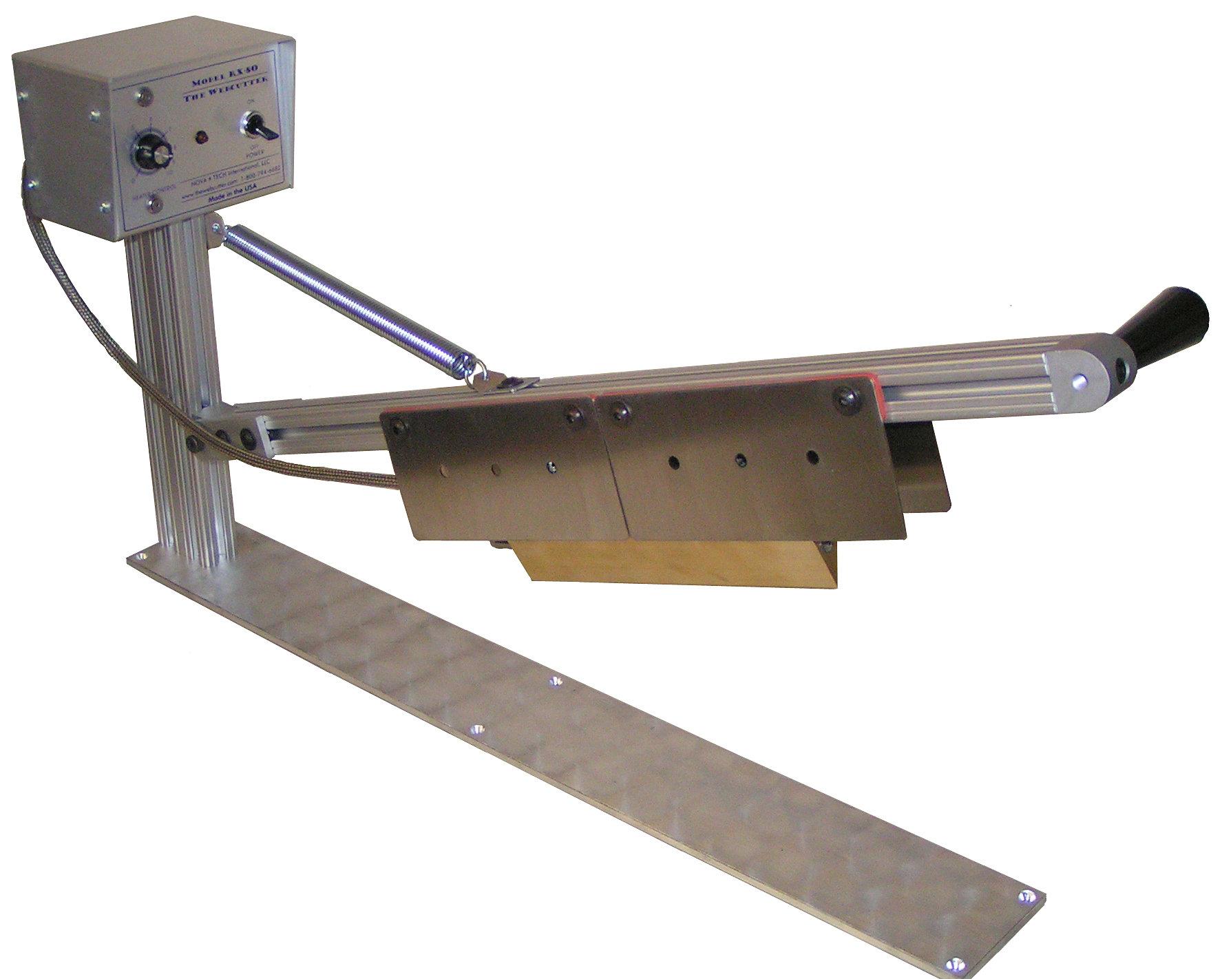 webbing cutter machine