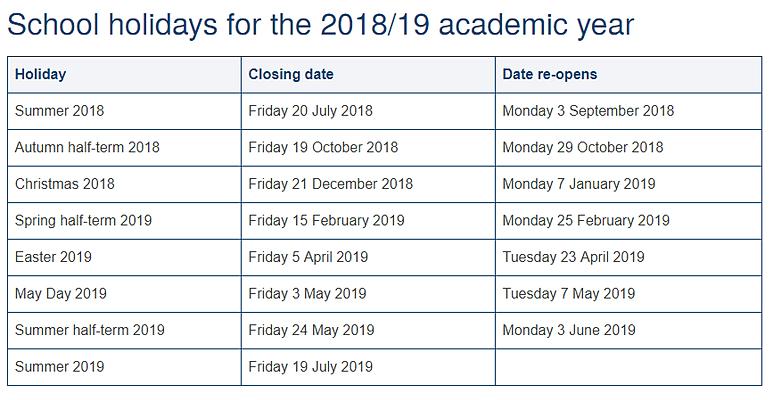 2018 2018 academic year