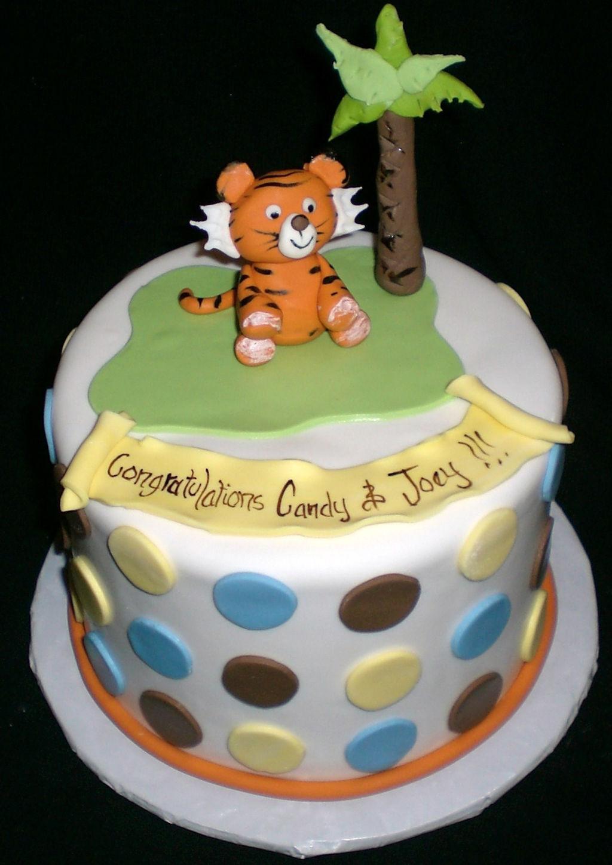Custom Baby Shower Cakes San Diego