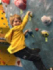Birthday Parties Durham Climbing Centre