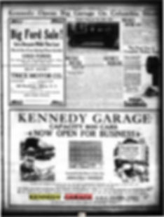 Opening_Ad_1925_kennedy_garage