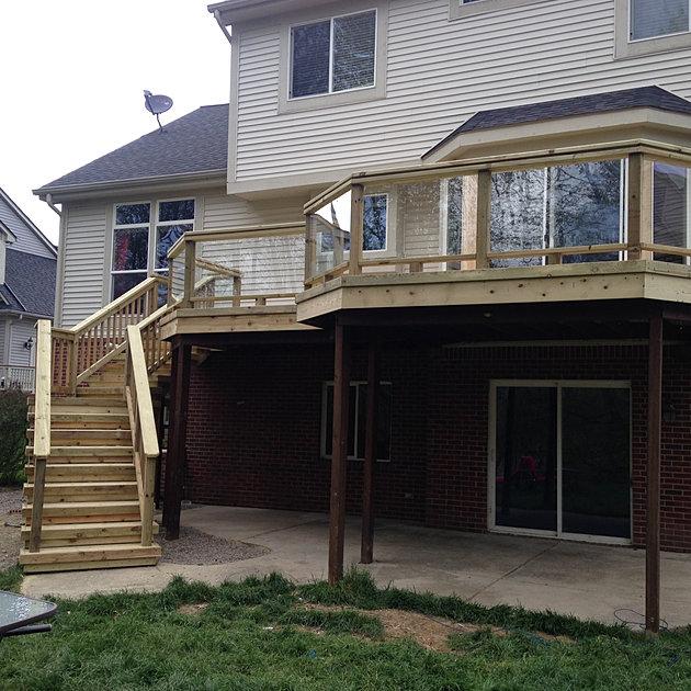 Top Deck Farmington: #1 MI Deck Builders, Power Washing