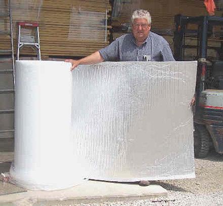 Discount Rigid Foam Insulation Board Foil Bubble Wrap