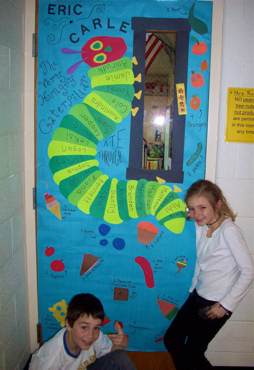 Classroom Door Decoration Ideas For March ~ Wix goodman teaching portfolio created by goodm