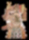 Jaguar Ocelot animal de poder Azteca