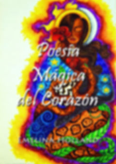 Book cover for Poesia Magica w accents L