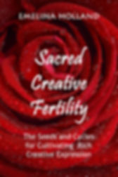 SACRED CREATIVE FERTILITY final book cov