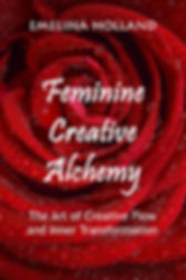 FEMININE CREATIVE ALCHEMY final book cov